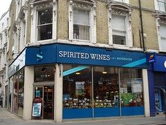 Picture of Spirited Wines, W2 5RA