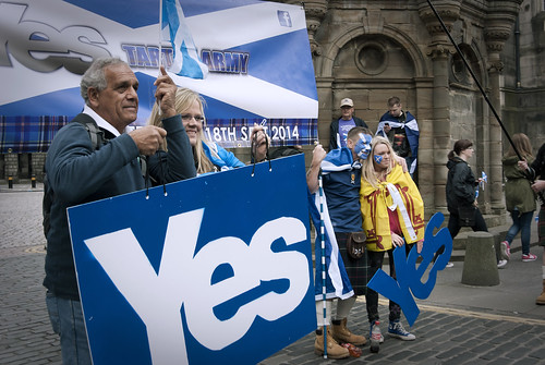 Scottish Independence (10) | by maria_navarro_sorolla