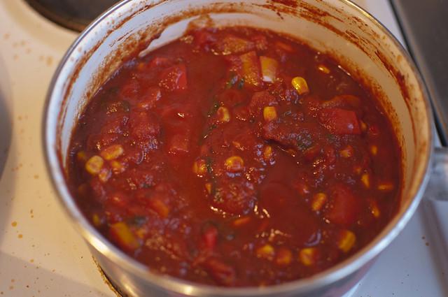 salsa done