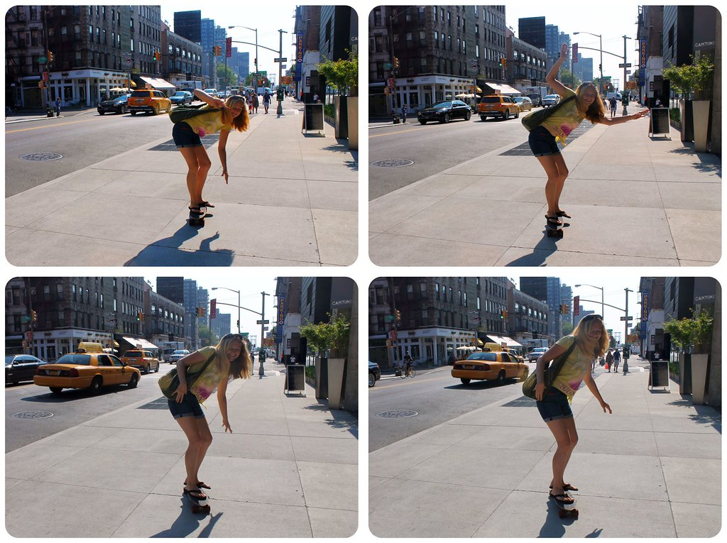 The Nolitan Hotel Dani Skateboarding