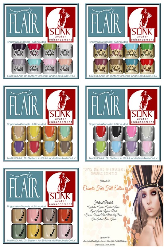 Flair @ Cosmetics Fair