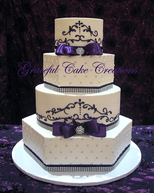Flash Wedding Cake Topper