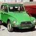 Citroën Dyane 6 by Maurizio Boi