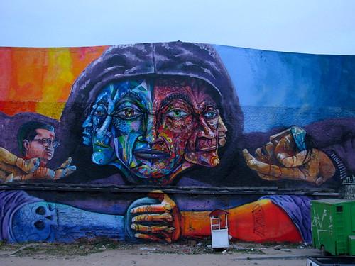 Mural del Barrio Puerto