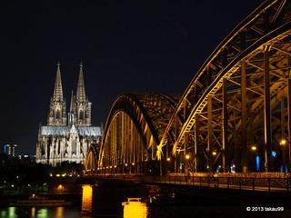 Cathedral and Bridge