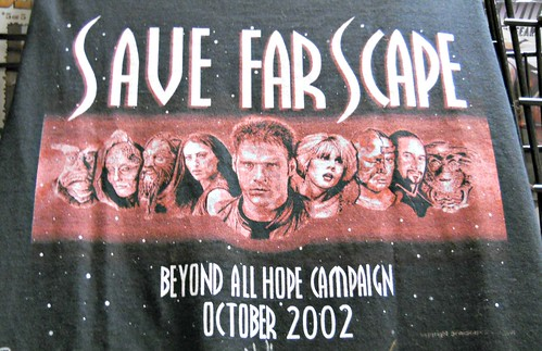 172/365:  FarScape Shirt