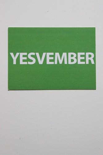 131101 Yesvember
