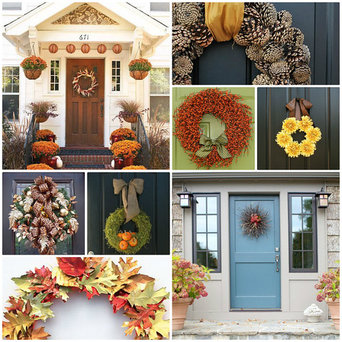 Mrs. Fields Secrets Fall Wreath Ideas