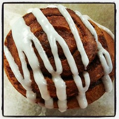 produce(0.0), breakfast(1.0), baking(1.0), baked goods(1.0), cinnamon roll(1.0), food(1.0), dish(1.0), cuisine(1.0), snack food(1.0),
