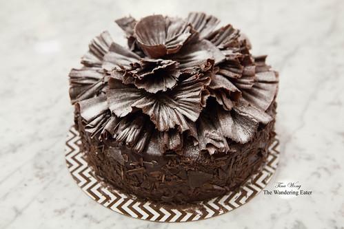 Chocolate Fleur d'Automne