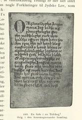 """British Library digitised image from page 739 of """"Danmarks Riges Historie af J. Steenstrup, Kr. Erslev, A. Heise, V. Mollerup, J. A. Fridericia, E. Holm, A. D. Jørgensen. Historisk illustreret"""""""