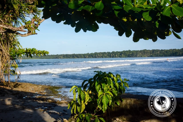 Cahuita National Park Beach