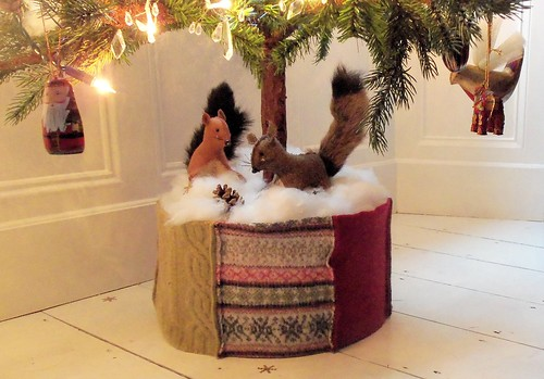 Christmas Tree Tub