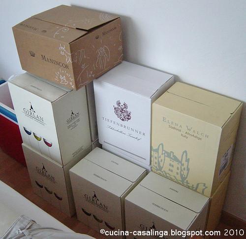 Huebenburg Weinlager