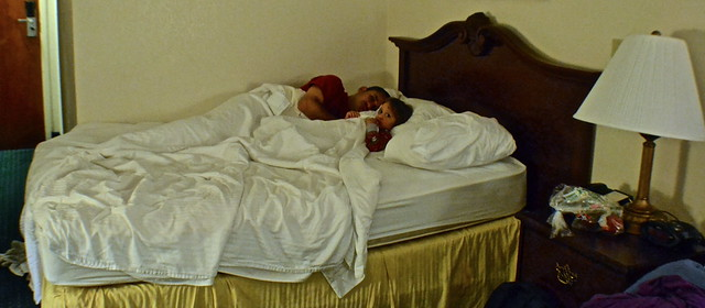 Park View Hotel, Winter Haven, Florida - sleep time