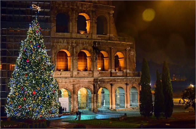 Colosseum / Christmas