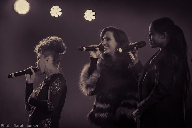 NYE Dublin - MKS/Sugababes