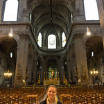 Emily in St.-Sulpice