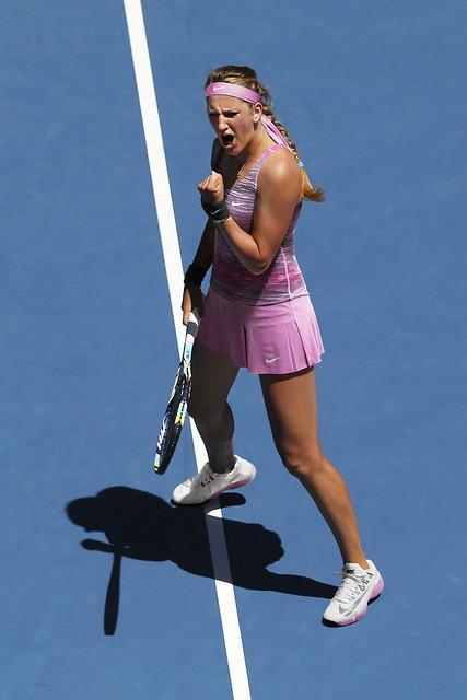 Victoria Azarenka Australian Open outfit