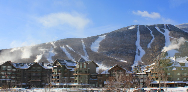 Stowe Mountain Lodge, Stowe Mountain Resort
