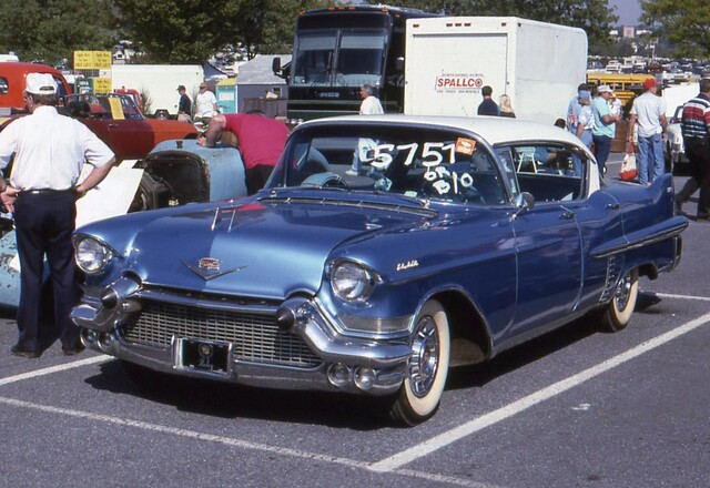 1957 cadillac 62 sedan deville 4 door hardtop flickr for 1957 cadillac 2 door hardtop