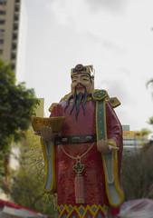 God of Prosperity (財神) statue