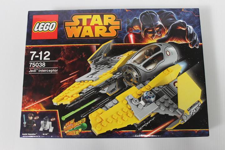 review: 75038 jedi interceptor - lego star wars - eurobricks forums