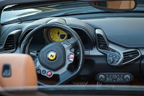 Ferrari rentals Marseilles