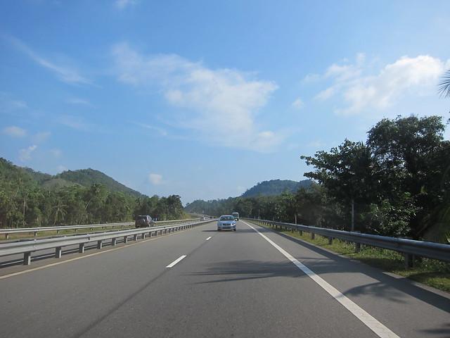 The E01 Expressway