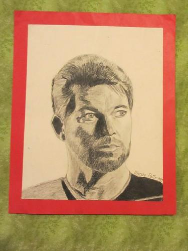 Riker portrait