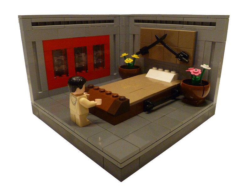 Moc Batman Son Father S Mantel Lego Licensed Eurobricks Forums