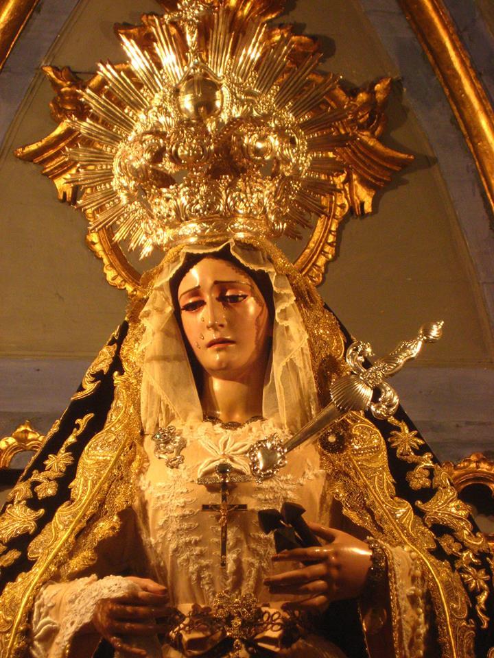Nuestra Señora de los Dolores, Huelva