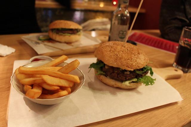 Rockburger, Wroclaw 8