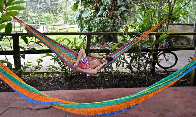 finca ixobel - hammock time