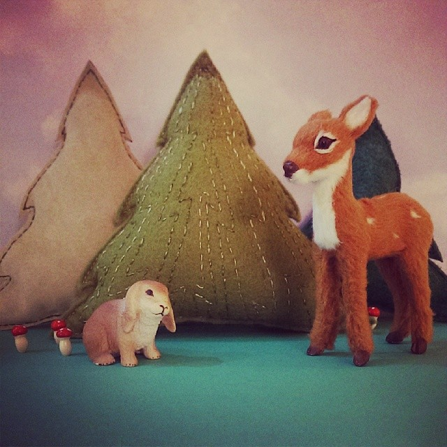 Testing out some stuff, idk if this is a cute enough tableau #unicornparadeshop #unicornparade #littlemountain