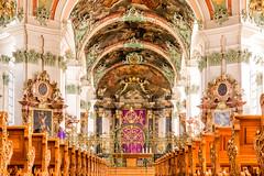 Saint Gallen cathedral