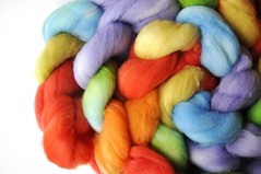 Find us on ETSY for more including superwash yarns and spinning fiber