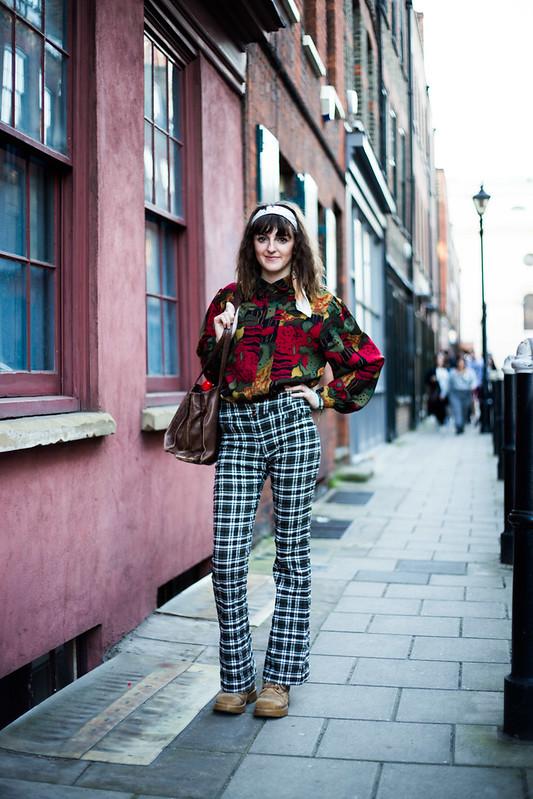 Street Style - Bella, Wilkes Street