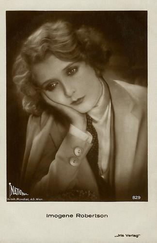 Imogene Robertson aka Mary Nolan