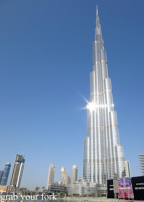 Dubai Burj Khalifa Burj Al Arab And Camel Milk Chocolate