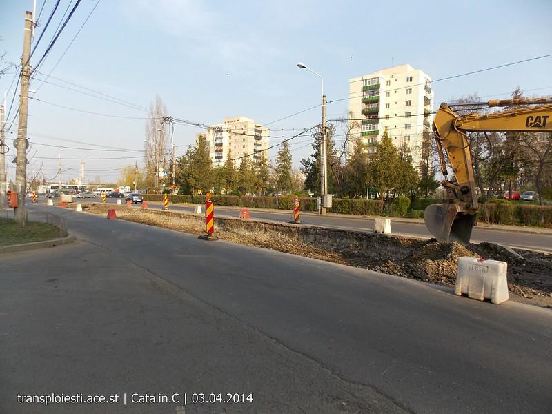 Traseul 102, etapa I: Bucla Nord ( Sp. Județean ) - Intersecție Republicii - Pagina 2 13605605793_9a23cf5acf_c