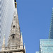 Small photo of St Margaret Pattens and Walkie Talkie