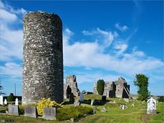 Oughter Ard Round Tower