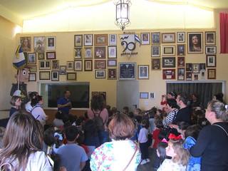 AionSur 13762004484_36666dc24a_n_d La Santa María Magdalena sigue acercando la música a las aulas Educación