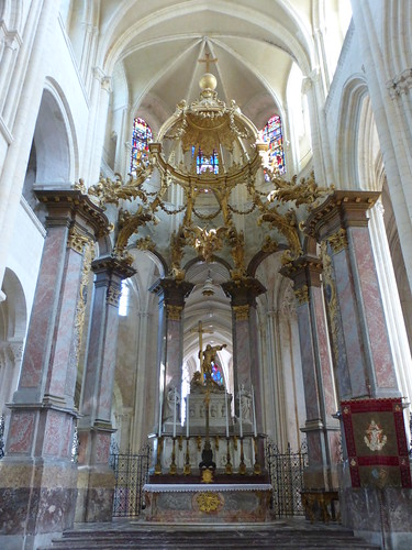 133 Abbaye de la Trinité de Fécamp