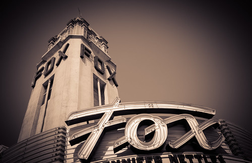 Fox Theatre - Bakersfield