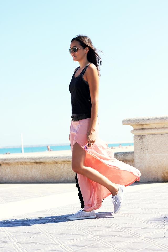 pink skirt blogger 15