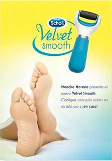 Velvet Smooth y Moncho Moreno