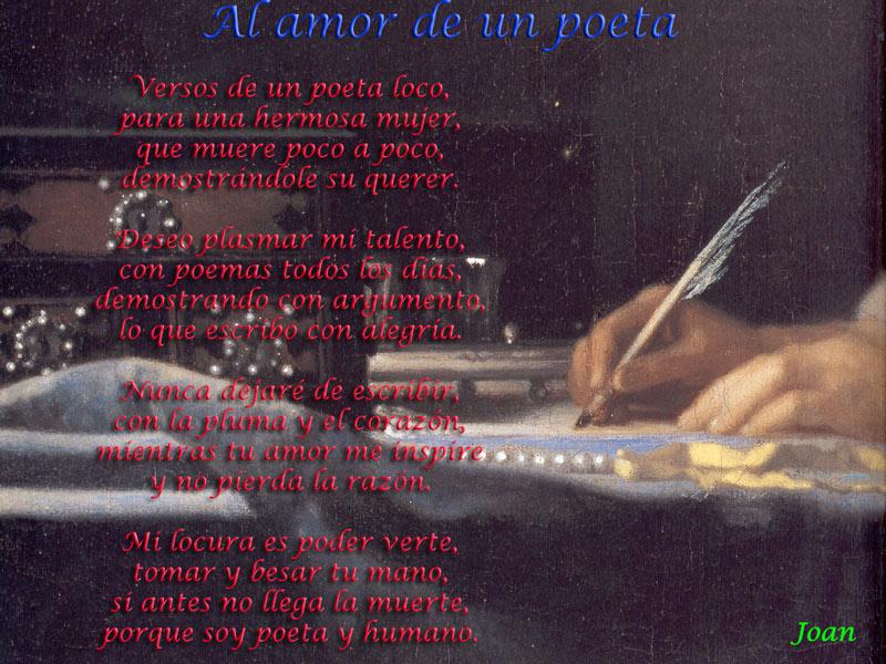Amor de poeta