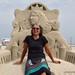 sandy feet on her throne by sandyfeet